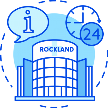 rockland day surgery icon